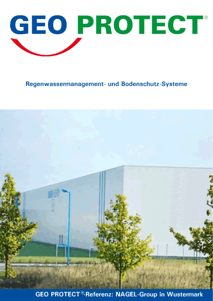 GEO PROTECT®-Produktinformation: Module zur Behandlung